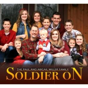 Abigail Miller album Soldier On
