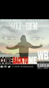 WIZ BEN come back to me www lwimbo com  mp3 image 169x300