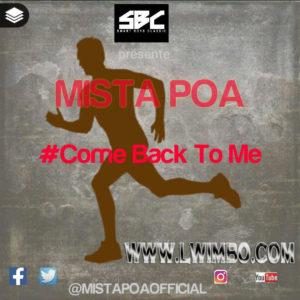 poa 300x300 Mista Poa - Come back to me