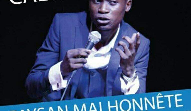 Sud-Kivu: Calvin Mutabesha mettra le feu avec le fou rire à l'IF de Bukavu sous le titre «LE PAYSAN MALHONNÊTE»