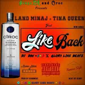 Land Minaj x Tina Queen Like Back Feat Dj Dav 243 Glory Link Beatz www Lwimbo com  mp3 image 300x300 Land Minaj x Tina Queen - Like Back Feat. Dj Dav +243 & Glory Link Beatz