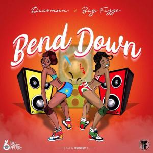 Dicoman Feat Big Fizzo Ben Down www lwimbo com  mp3 image 300x300 Dicoman Feat Big Fizzo - Bend Down