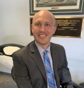Mr. Blume - Principal
