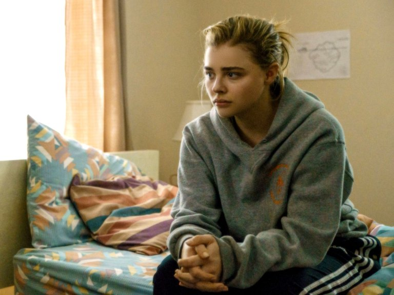 Chloë Grace Moretz in The Miseducation of Cameron Post (2018)