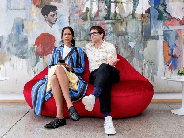 Jake Gyllenhaal & Zawe Ashton in Velvet Buzzsaw recensie op Netflix België