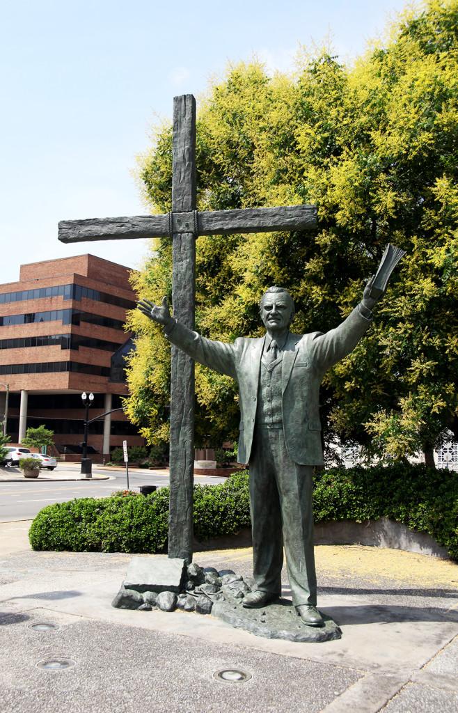 Graham statue 2