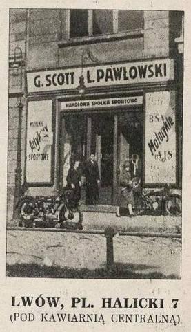 Scott i Pawłowski