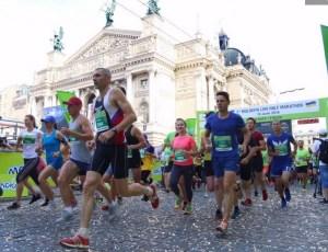 półmaraton lwowski Molokiya Lviv Half Marathon