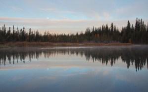 moon over ballaine lake