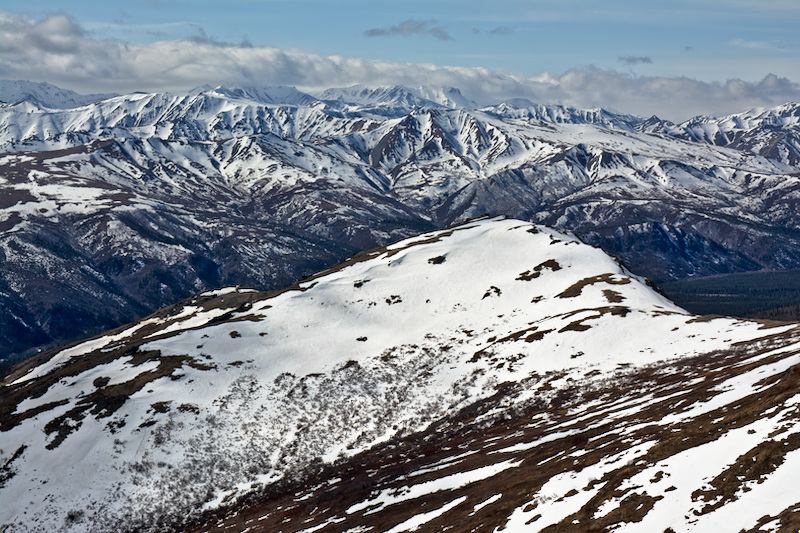 The Alaska Range - Denali National Park & Preserve