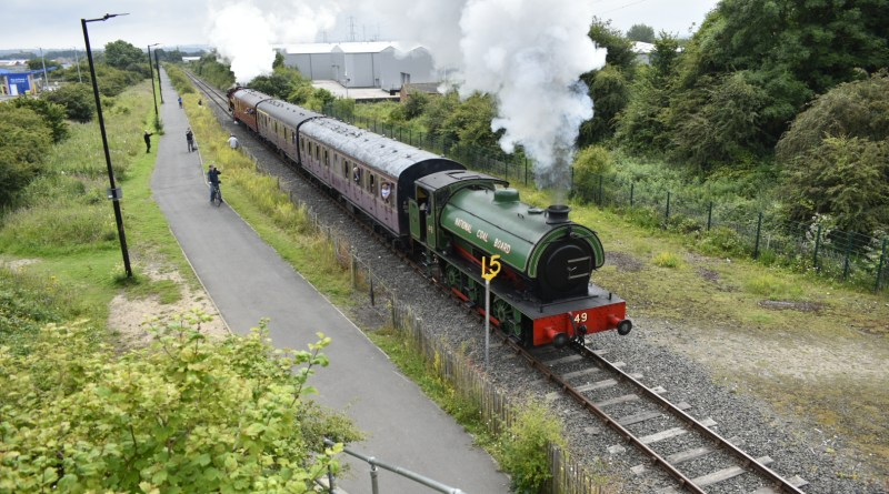 Tanfield number 49 and NTSR number 401