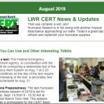2019-08 Public Newsletter