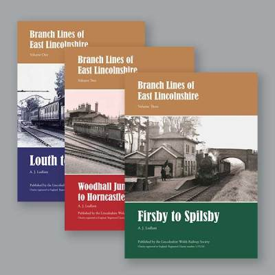 Branch Lines of East Lincolnshire book offer
