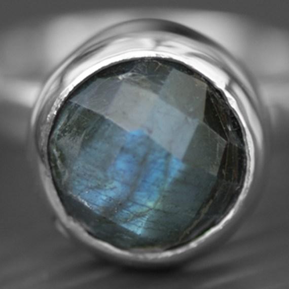 Labrodorite Ring