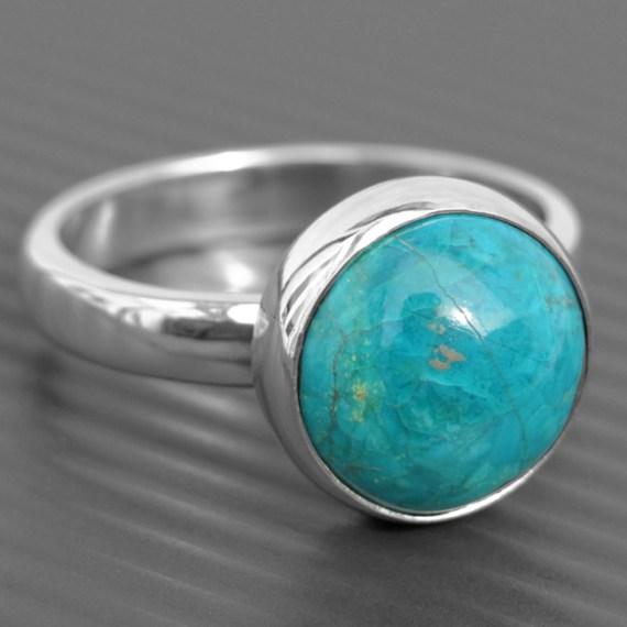 Chrysocola Ring