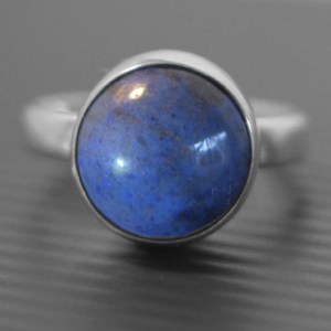 Dumortierite Ring