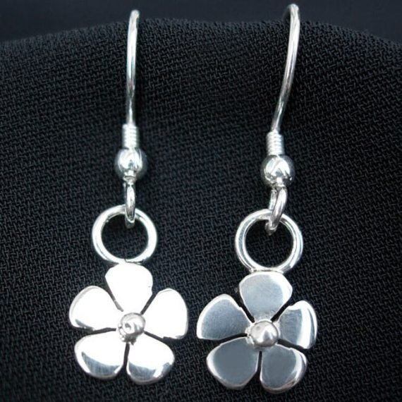 Daisy Earrings Drop