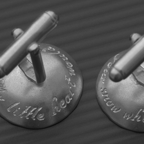 Gold Touch Cufflinks