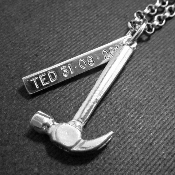 Hammer Necklace