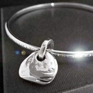 Nugget bangle