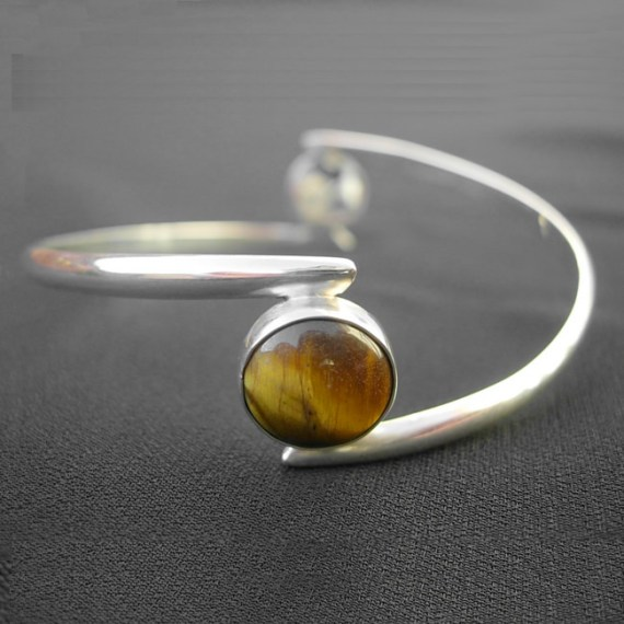 Tigers Eye Bangle