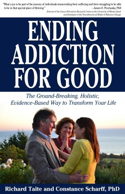 Ending Addiction for Good by Richard Taite and Constance Scharff, PhD