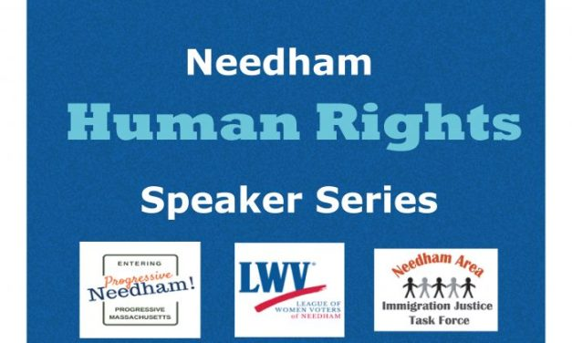 2017 Needham Human Rights Series