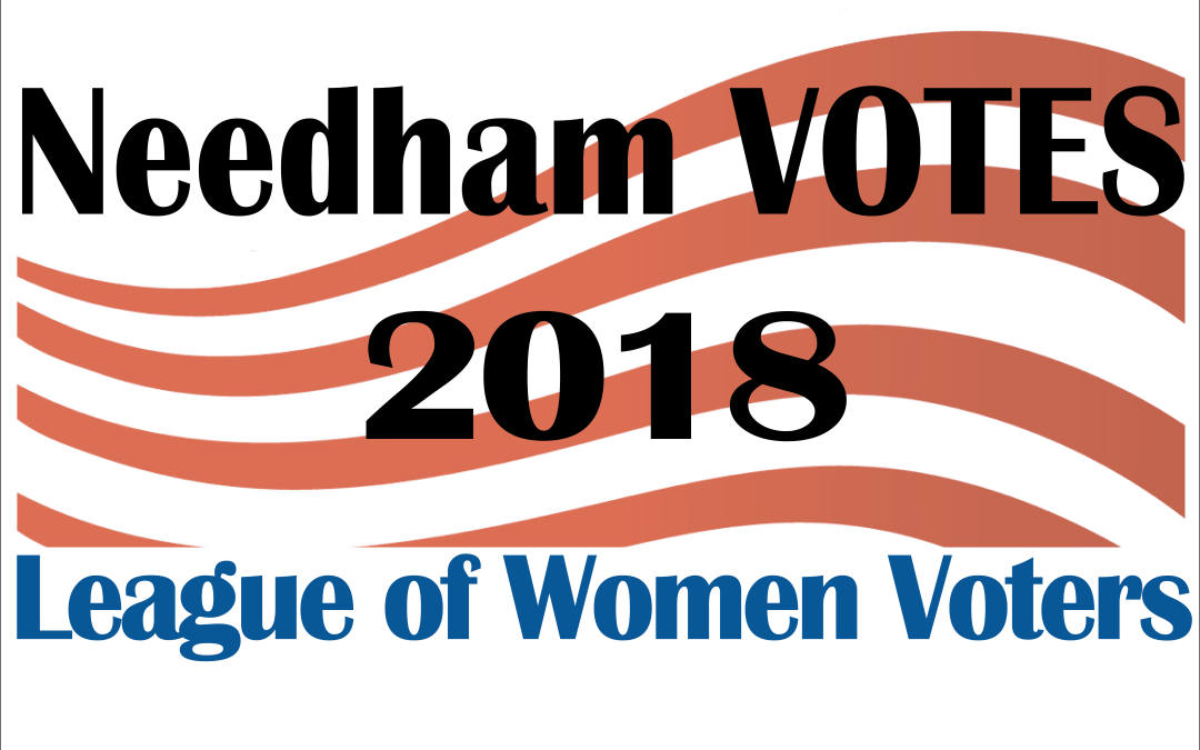 Needham Votes 2018
