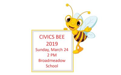 2019 Civics Bee