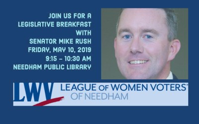 Legislator Breakfast
