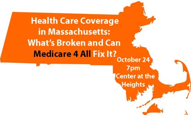 Heath Care in Massachusetts
