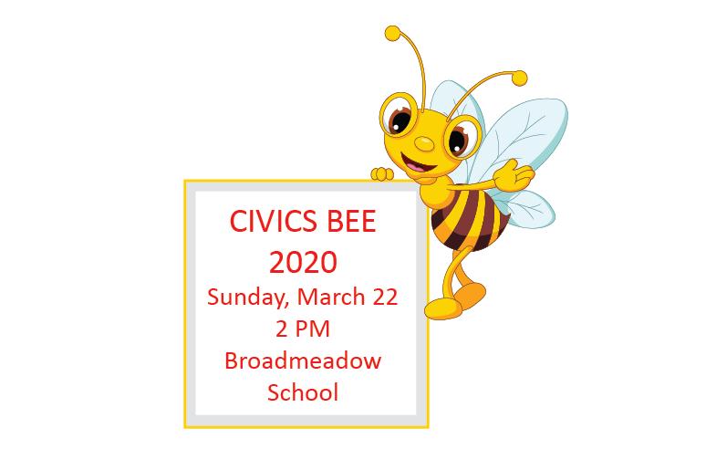 Civics Bee 2020