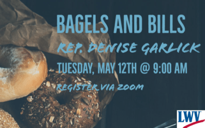 Bagels and Bills with Rep. Denise Garlick