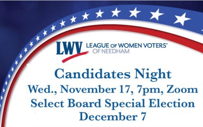 Candidates Night for Select Board