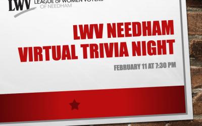 LWV-Needham Virtual Trivia Night