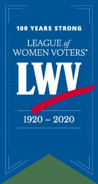 LWV Klamath 100th anniversary celebration