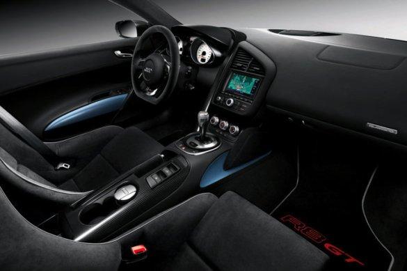 2012 Audi R8 GT Spyder Interior gallery car