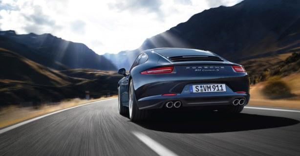 Porsche 911 Back1