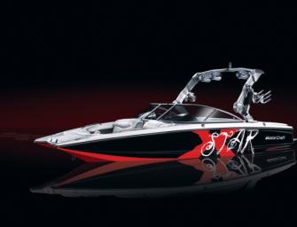 2012 MasterCraft X-Star Boat and O'Brien Equipment