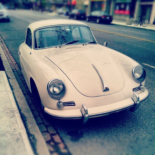 LXRY Instagram Porsche