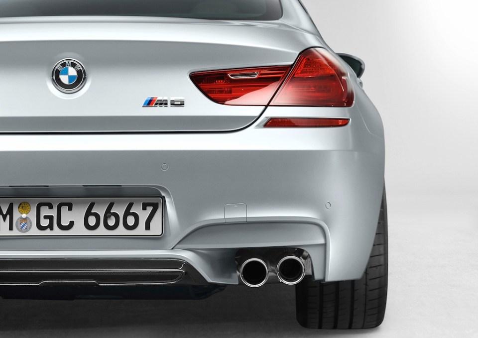 2013 BMW M6 Gran Coupe 1