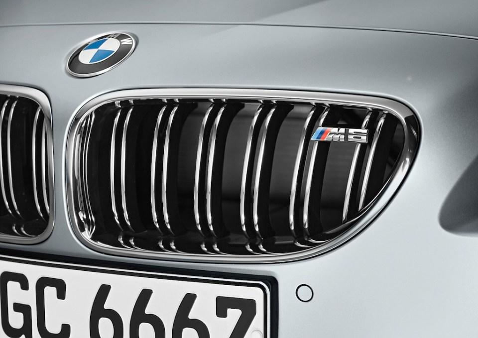 2013 BMW M6 Gran Coupe 2