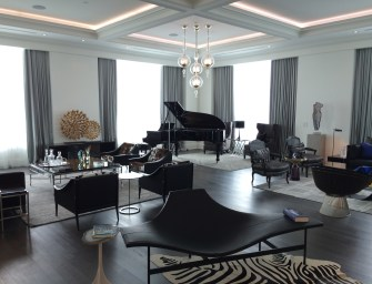 A Visit Up To The Penthouse & Super Penthouse of the Trump Residences Toronto