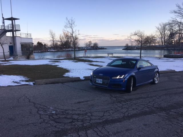 2016 Audi TTS Coupe LXRY Magazine