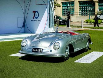 One Of The World's First Porsche Roadsters Comes To Toronto