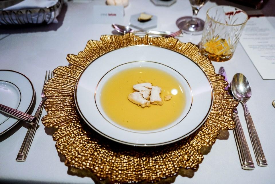 ritz grand marnier dinner 10