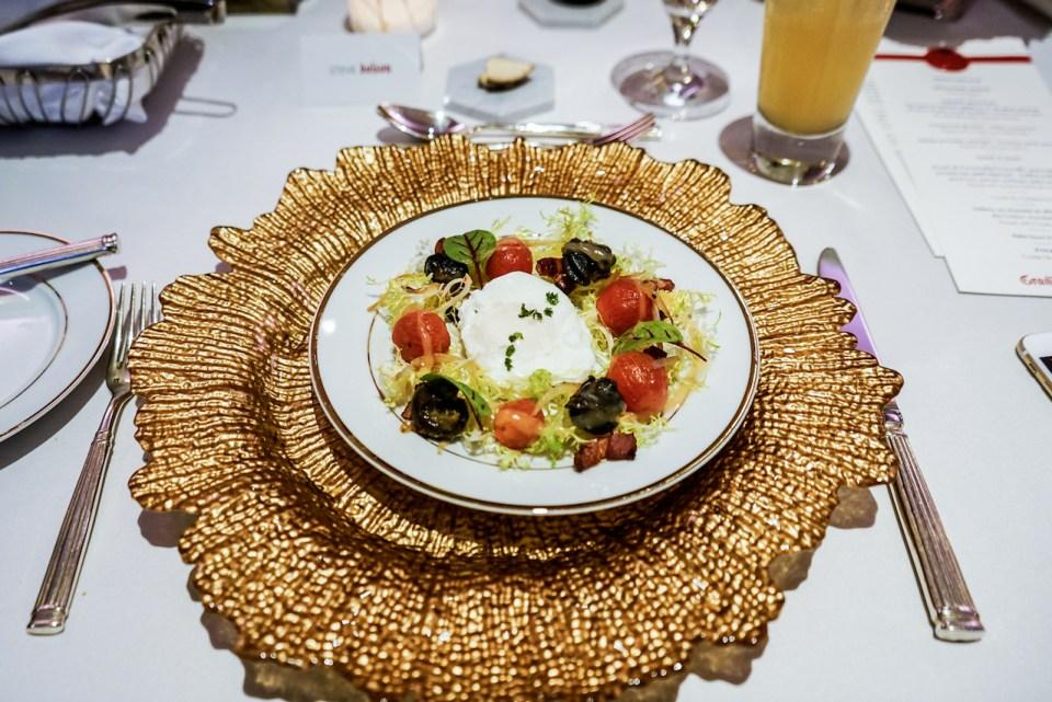 ritz grand marnier dinner 12