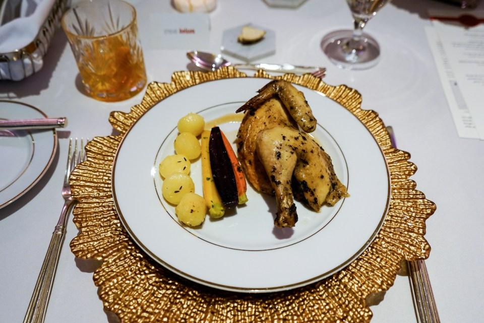 ritz grand marnier dinner 16