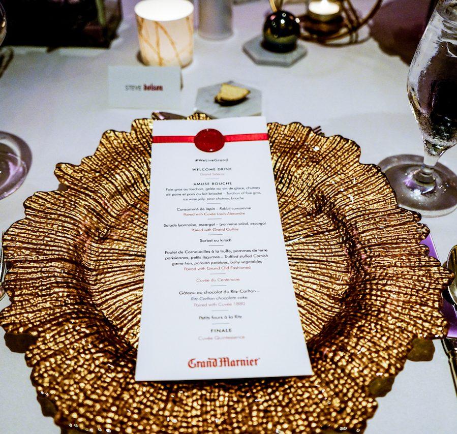 ritz grand marnier dinner 6 e1541000286172