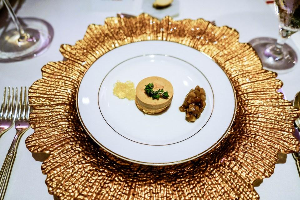 ritz grand marnier dinner 8